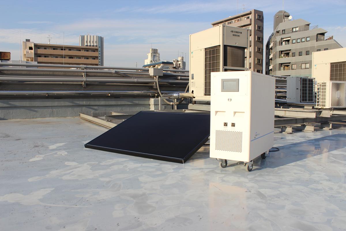 太陽光充電コントローラー