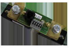 付属の高精度測定レジスタ(シャント) 400A