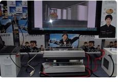 屋内イベントでの電源確保の画像