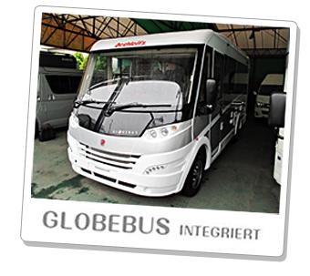 GLOBEBUS INTEGRIERT