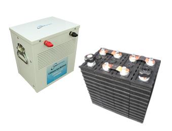 リチウムイオンバッテリー画像