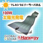 GLOBALSOLAR PowerFLEX フレキシブルソーラーパネル100W