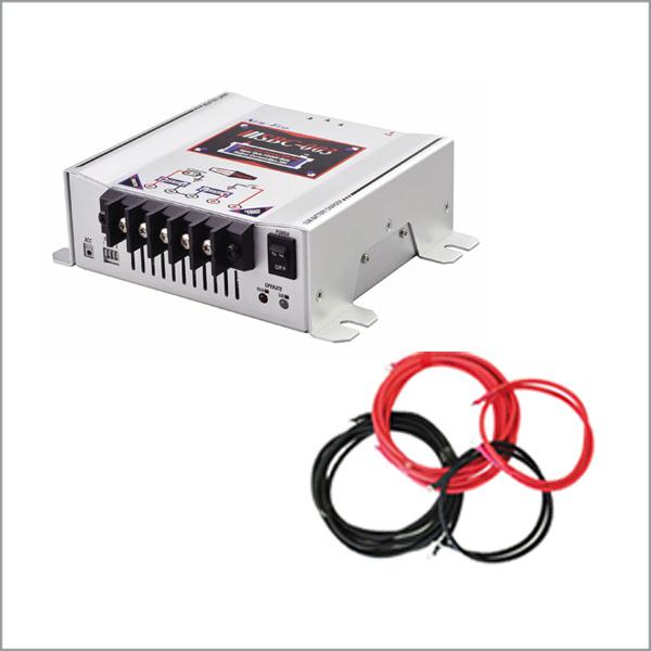 New-Era製 サブバッテリーチャージャー SBC-003(走行充電器) ケーブルセット